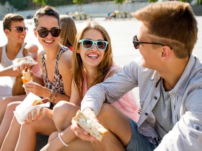 teenager activity holidays