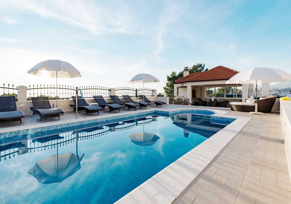 Croatia adventure accommodation in Podstrana