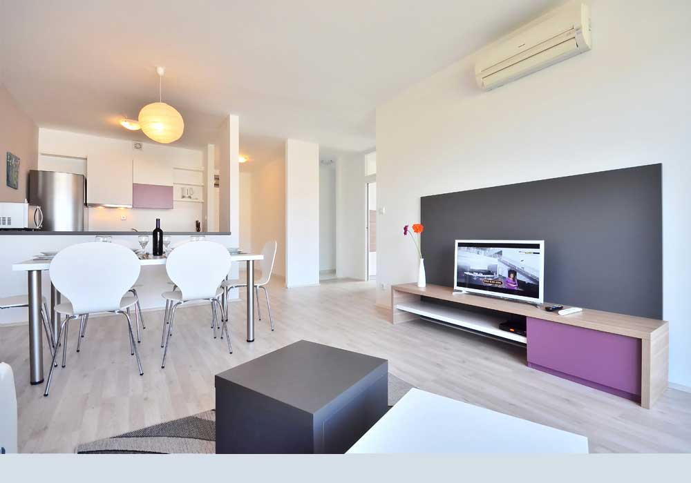 Brac apartments for families