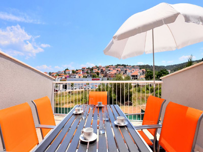 Brac island best modern apartments to book