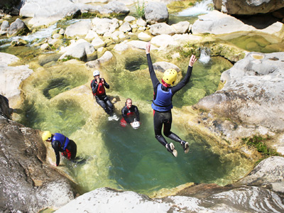 Omis canyoning tours