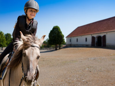 Croatia horse riding trip