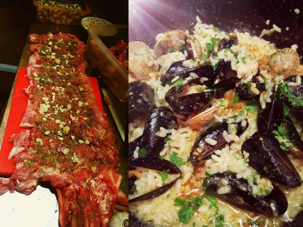 vegetarian food to try in Croatia
