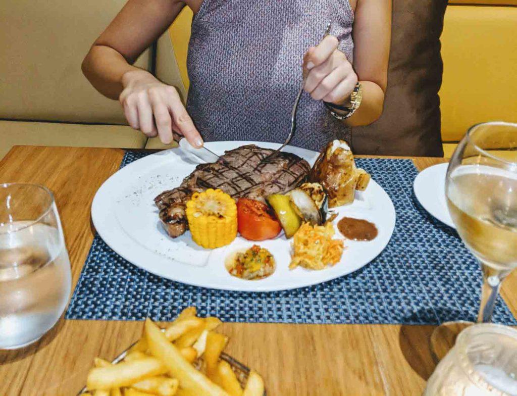 best steak restaurants in croatia