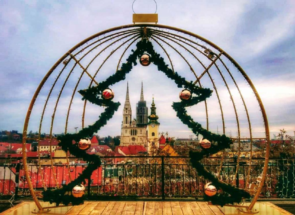 Visit Zagreb in Winter time